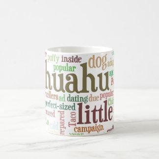 Chihuahu Classic White Coffee Mug