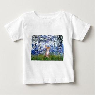 Chihuahua 1 - Lilies 6 Tshirt