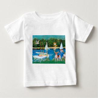 Chihuahua 4 - Sailboats T Shirts