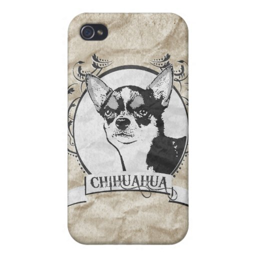 CHIHUAHUA (5) iPhone 4/4S CASES
