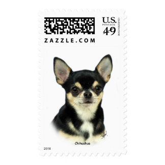 Chihuahua  9W092D-057 Stamp