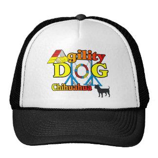 Chihuahua_Agility Trucker Hat