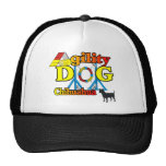 Chihuahua_Agility Trucker Hats