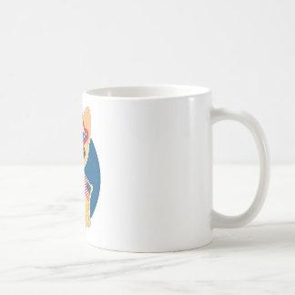 Chihuahua America Mug