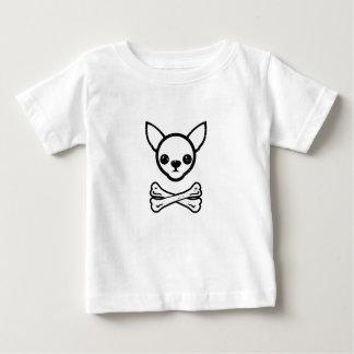 Chihuahua and bones (editable) t shirts