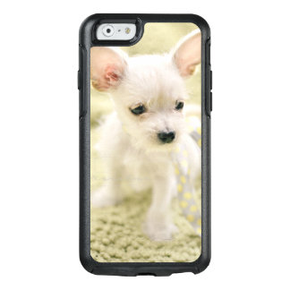Chihuahua And Maltese Puppy OtterBox iPhone 6/6s Case