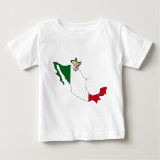 CHIHUAHUA AND MEXICO BABY T-Shirt