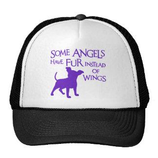 CHIHUAHUA ANGEL TRUCKER HAT