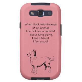 Chihuahua Animal Lover Samsung Galaxy S3 Case