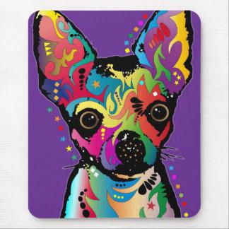 Chihuahua Art Mouse Pad