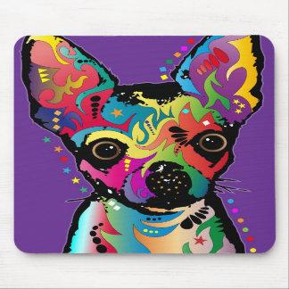 Chihuahua Art Mousepads