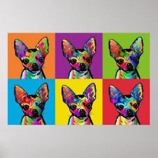 Chihuahua Art Posters