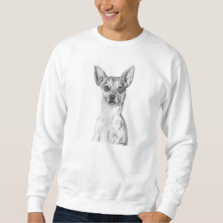 Chihuahua Art Sweatshirt