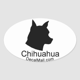 Chihuahua Auto Window Decal Sticker