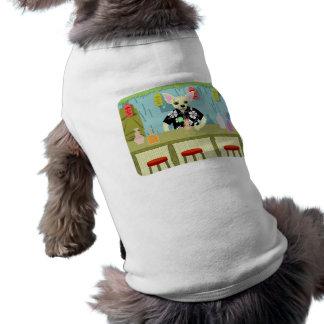 Chihuahua Bamboo Tiki Bar Shirt