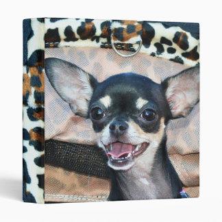 Chihuahua Binder