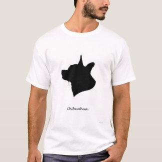 Chihuahua - black Silhouette T-Shirt