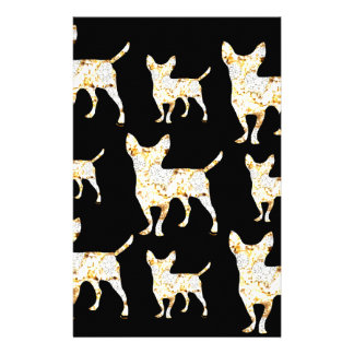 CHIHUAHUA BLING! STATIONERY