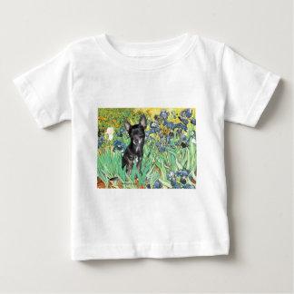 Chihuahua (blue-cream) - Irises Tee Shirt