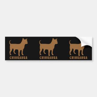 Chihuahua Bumper Sticker