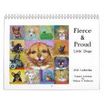 Chihuahua calendar dog art 2011 cute (PAST YEAR)