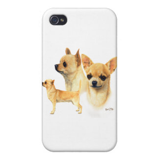 Chihuahua Case For iPhone 4