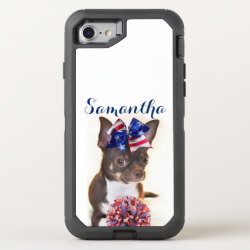 OtterBox Apple iPhone 7 Symmetry Case with Chihuahua Phone Cases design