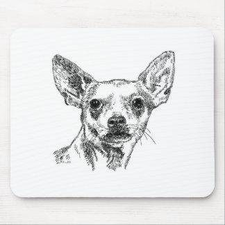 Chihuahua-Chiwawa Dogs Mouse Pad
