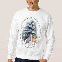 Chihuahua Christmas Gifts Sweatshirt