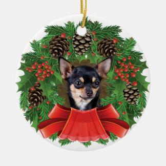Black And Tan Chihuahua Ornaments & Keepsake Ornaments | Zazzle