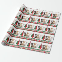 Chihuahua Christmas Wrapping Paper