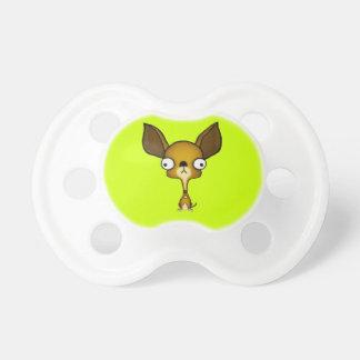 Chihuahua Chupetes