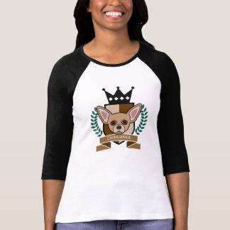 Chihuahua Coat of Arms T Shirt