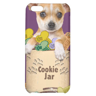 Chihuahua Cookie Jar iPhone 5C Cases
