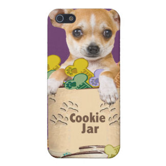 Chihuahua Cookie Jar iPhone SE/5/5s Case