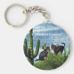 Chihuahua Country 1 Key Chain