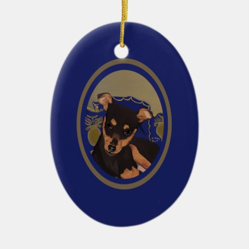 Chihuahua customizable ornament