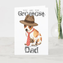 Chihuahua Dad Card