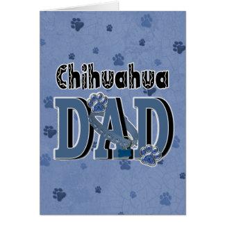 Chihuahua DAD Card