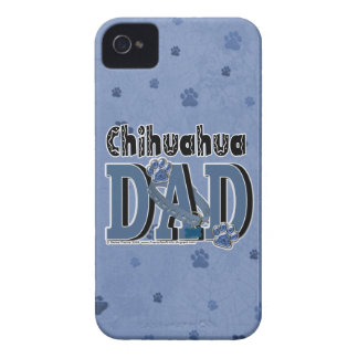 Chihuahua DAD Case-Mate iPhone 4 Cases