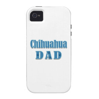 Chihuahua Dad iPhone 4/4S Covers