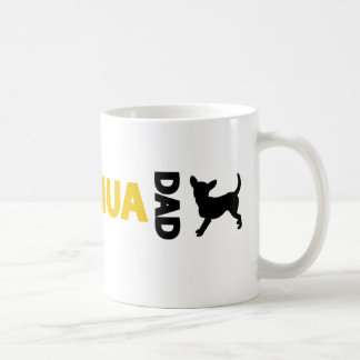 Chihuahua Dad Coffee Mug