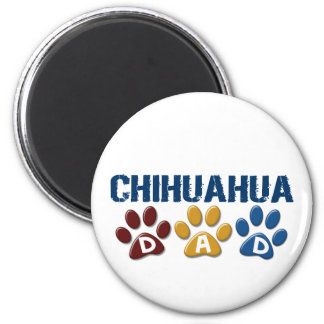 CHIHUAHUA Dad Paw Print 1 Magnet