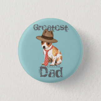 Chihuahua Dad Pinback Button