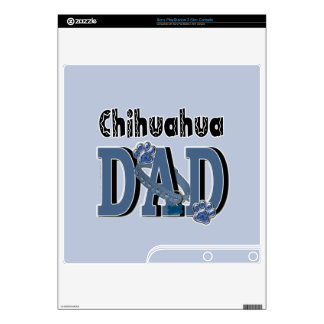 Chihuahua DAD Skins For PS3 Slim