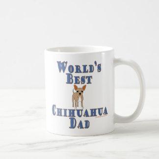 Chihuahua Dad - World's Best Coffee Mug