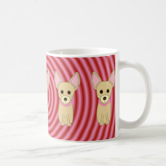 Chihuahua de LiL Taza De Café