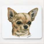 Chihuahua de Smoothcoat Tapete De Ratones