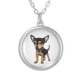 Chihuahua del asesino grimpola