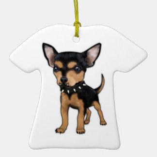 Chihuahua del asesino ornatos